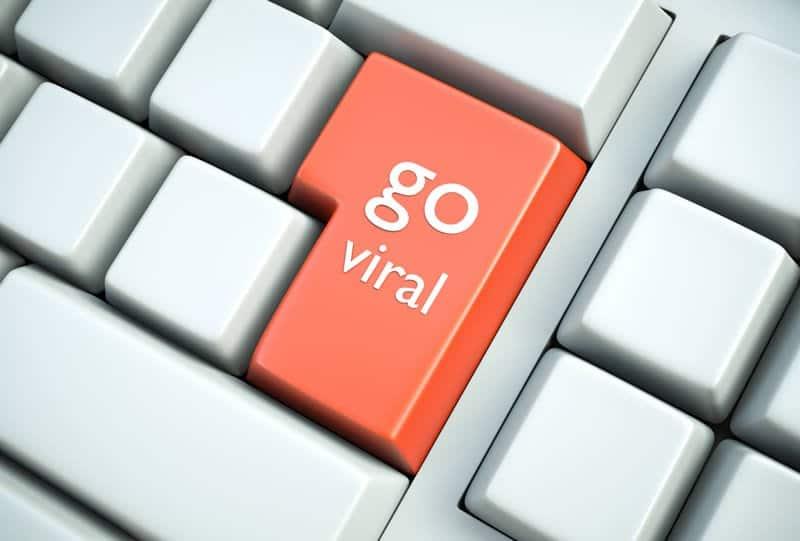 Cómo lograr que mi contenido se vuelva viral