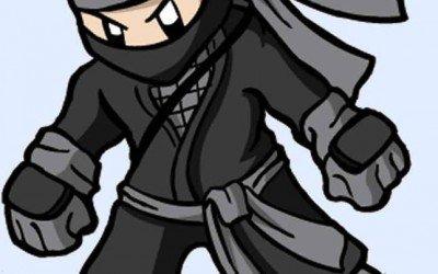 Comparte más rápido que un ninja